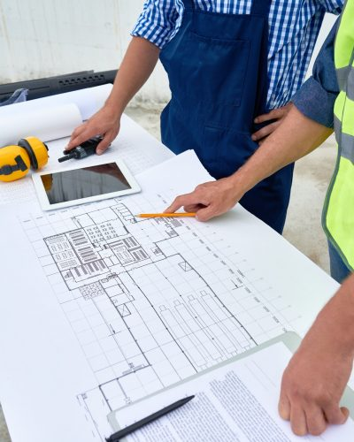 Floor Plans for Construction
