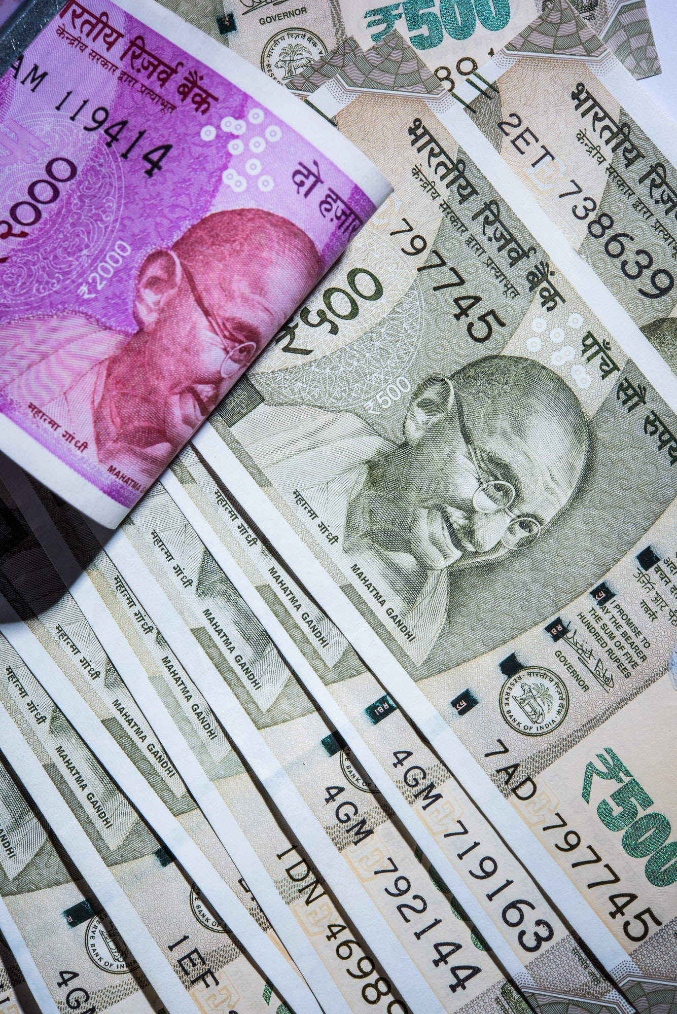 Indian Currency or Bank Notes