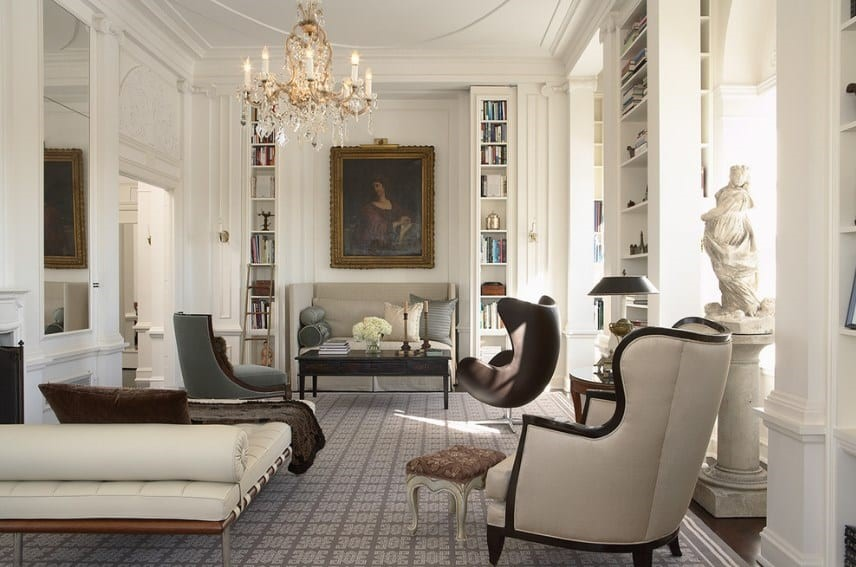 Traditional Living Room Ideas: A Portal To An Elegant Home - Home Ideas HQ